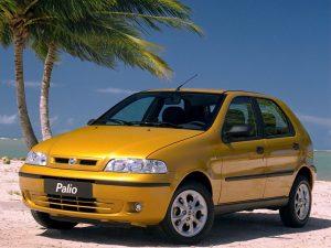 Покраска Fiat Palio