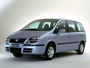 Покраска Fiat Ulysse